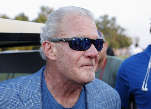 Colts owner Jim Irsay: 'The G.O.A.T. Standard for NFL Teams — 3 championships in a row'