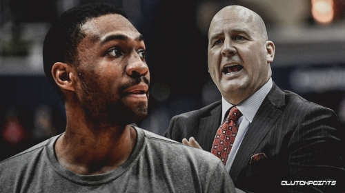 Wizards' Jabari Parker recounts how relationship with Jim Boylen went south