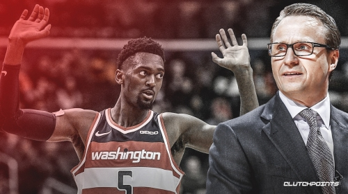 Wizards' Scott Brooks relates to Bobby Portis wanting to be a Bulls lifer