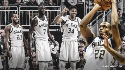 Bucks set new team record for 3-pointers in a season