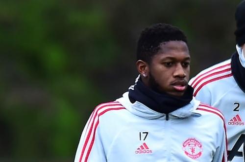 Solskjaer sends Fred a message after Manchester United squad exclusion