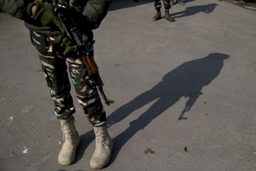 Anti-India protests erupt in Kashmir after 5 rebels killed