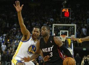 Warriors-Heat cheatsheet: Dwyane Wade's last hurrah at Oracle Arena