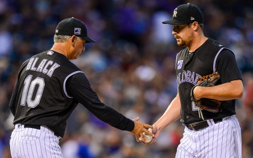Rockies' spring training roster: Big questions at second, outfield, bullpen
