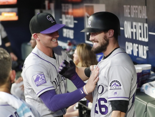 Rockies spring training preview: Are the kids all right? David Dahl, Ryan McMahon, Garrett Hampson and Brendan Rodgers are about to let us know.