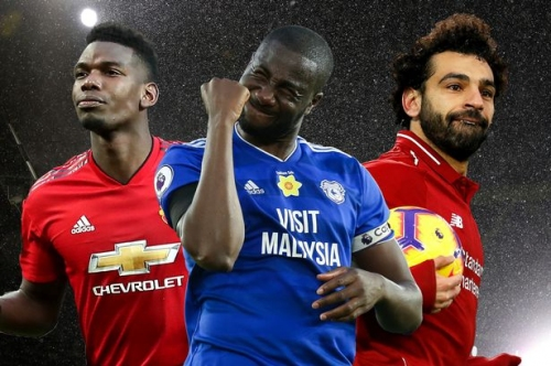 Liverpool to run away with it, Man Utd pain and do Cardiff City beat the drop? The final Premier League table predicted
