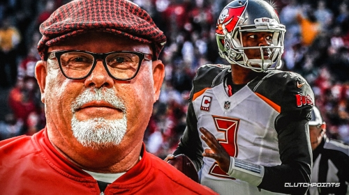 Bruce Arians says Bucs QB Jameis Winston has 'all the talent in the world'