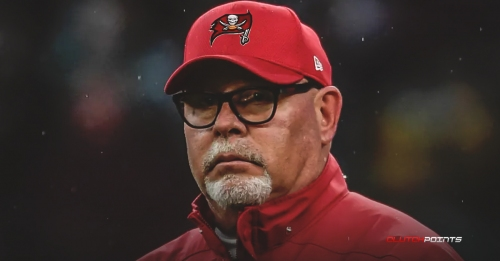 Video: Tampa Bay fans show Bucs coach Bruce Arians a ton of love at Lightning game