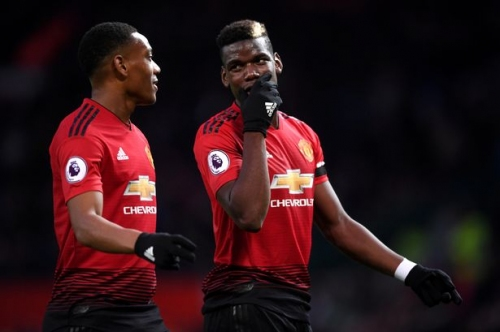 The new attacking partnership that Manchester United FC have found