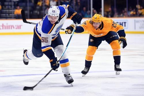 Blues at Predators GameDay Thread: Brunchtime Hockey