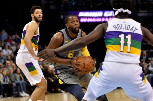 How C.J. Miles fits in with the Grizzlies after Toronto Raptors, Marc Gasol trade