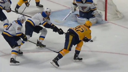 Arvidsson & Johansen show off passing and dangles to score