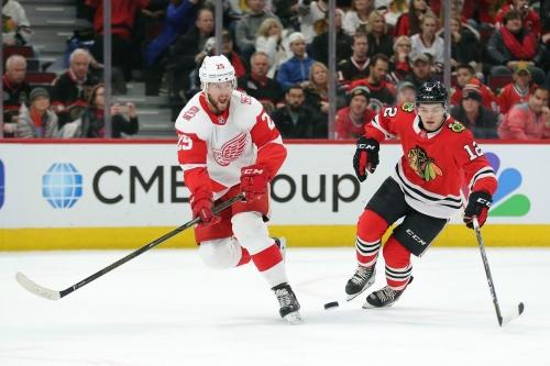 Blackhawks vs. Red Wings game thread: Part 2