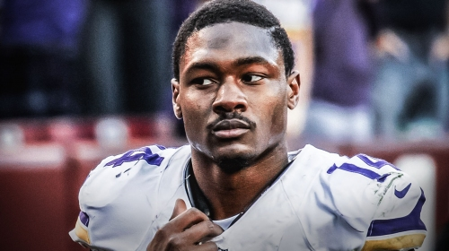 Stefon Diggs hopes Vikings fans will remain patient