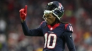 Texans WR DeAndre Hopkins sets Pro Football Focus record for most catchable targets without a drop
