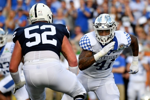 Ranking the Raiders' best options with the fourth overall draft pick