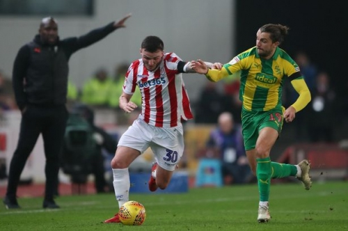 TV viewing figures revealed for Stoke City v West Bromwich Albion