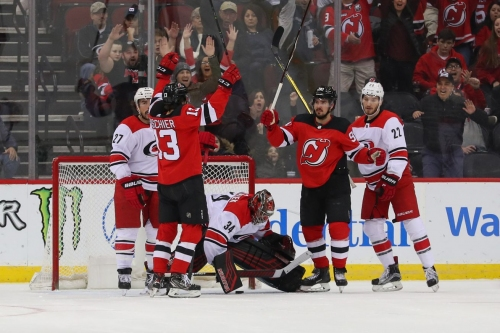 Recap: Canes fall 3-2 to struggling Devils
