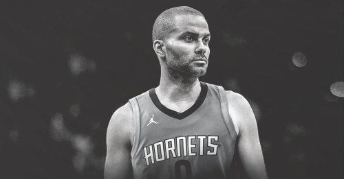Hornets guard Tony Parker questionable vs. Pacers with back strain