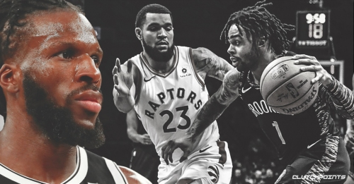 Nets' DeMarre Carroll questionable vs. Raptors due to knee soreness