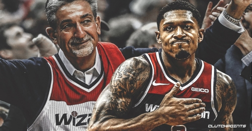 Bradley Beal is optimistic of Wizards' direction after meeting with Ted Leonsis