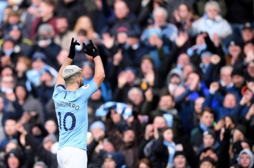 Man City star Sergio Aguero eclipses Arsenal great Thierry Henry as Premier League greatest Shearer claims