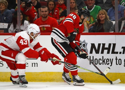 How Patrick Kane showed the Red Wings the value of No. 1 overall pick