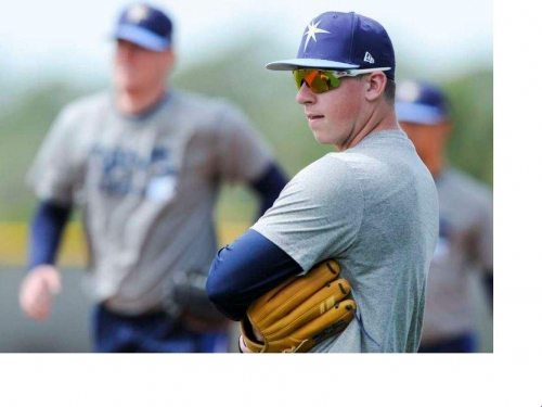 Rays will limit workload for two-way prospect Brendan McKay
