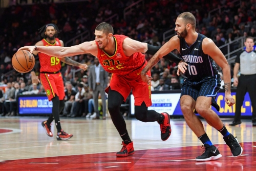 Hawks come out flat on second night of back-to-back in loss to Orlando