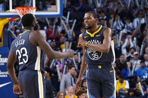 The Golden Breakdown: How a combined 93 points helped the Warriors survive the Heat