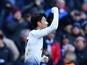 Tottenham Hotspur forward Son Heung-min's record vs. Borussia Dortmund