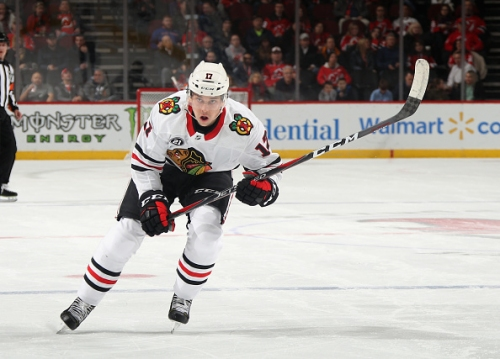 Dylan Strome Proving To Be a Steal for Chicago Blackhawks
