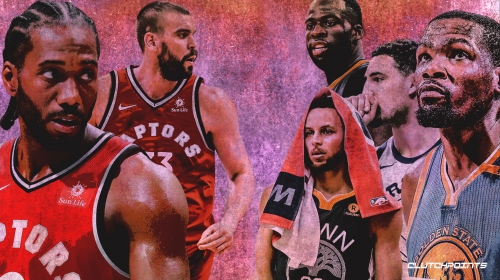 The Marc Gasol trade makes the Raptors the biggest threat to the Warriors