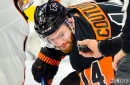 Sean Couturier Heating Up For Philadelphia Flyers