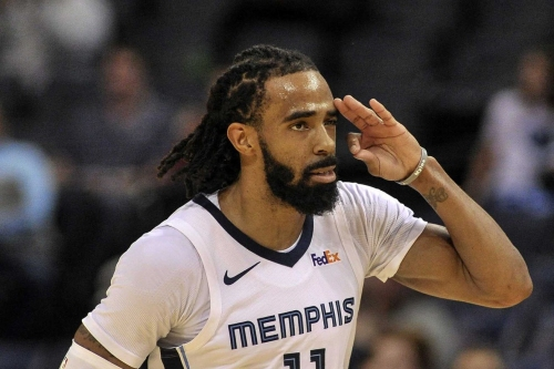 Grizzlies win by keeping Mike Conley