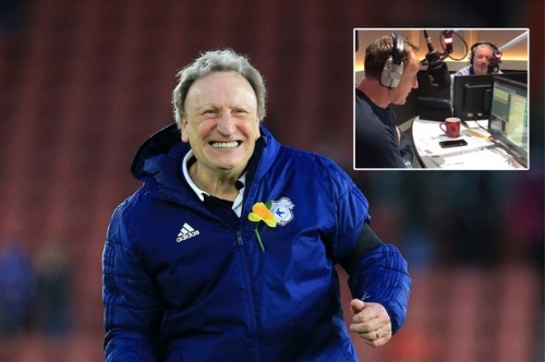 'Neil Warnock is a candidate for manager of the season' — pundits heap more praise on in-form Cardiff City