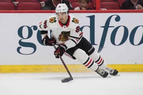 Blackhawks recall Dylan Sikura from AHL