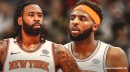 Knicks' DeAndre Jordan enjoys playing mentor for Mitchell Robinson