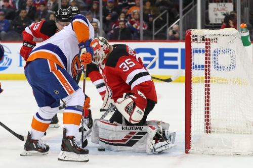 So What If It's Kept to the Outside?: What the NJ Devils Have Allowed by Danger So Far