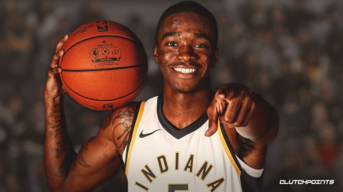 Report: Pacers convert Edmond Sumner's 2-way deal into 2-year full-fledged contract