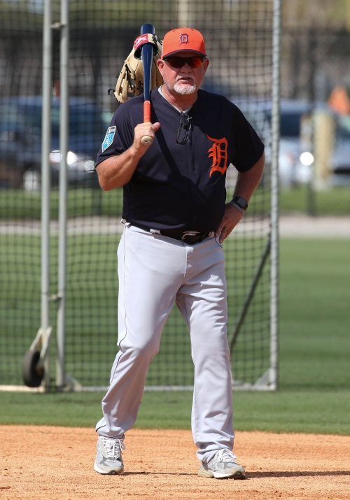 Hello from Detroit Tigers spring training, goodbye to a rival
