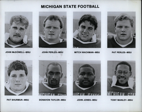 Michigan football reportedly hires George Perles' son as assistant OL coach