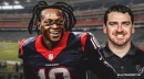 DeAndre Hopkins excited to work with new Texans offensive coordinator Tim Kelly