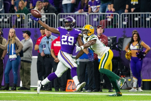 Should the Vikings trade Xavier Rhodes?