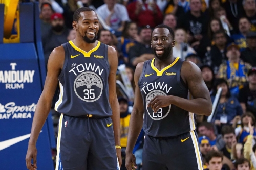 Analysis: Durant's hot hand sparks Warriors to 120-118 win over Miami Heat