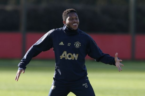Fred sends Manchester United fans a message ahead of PSG fixture after Fulham squad omission