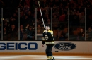Bergeron named second star of the week