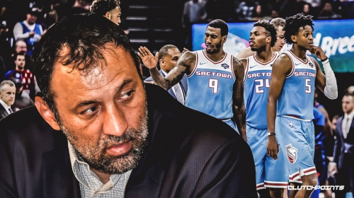 Vlade Divac hoping young Kings team can end 12-year playoff drought, experience postseason as he once did