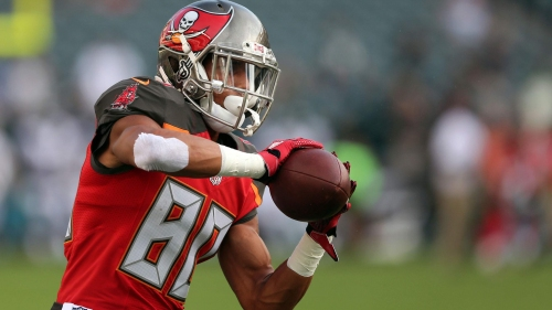 What the AAF means to former Bucs receiver Kenny Bell