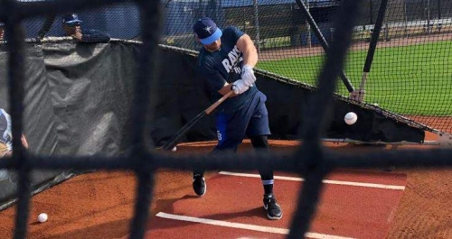 Live from Port Charlotte: 40-plus Rays working out in advance of camp opening